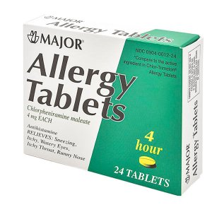 Allergy 4mg Boxed