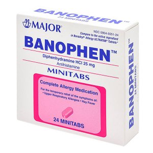 Banofen 25mg Boxed